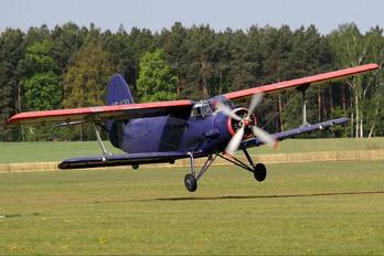 SP-AOD - Aeroklub Ziemi Lubuskiej Antonov An-2
