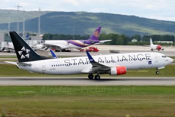LN-RRL - SAS - Scandinavian Airlines Boeing 737-800
