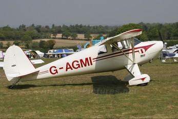 G-AGMI - Private Luscombe 8E Silvaire Deluxe