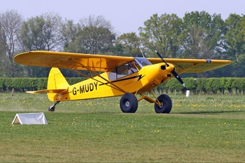 G-MUDY - Private Piper PA-18 Super Cub