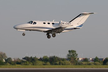 OK-OBR - Aeropartner Cessna 510 Citation Mustang