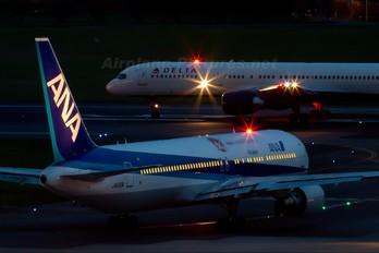 JA610A - ANA - All Nippon Airways Boeing 767-300ER