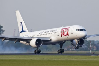 D4-CBG - TACV-Cabo Verde Airlines Boeing 757-200