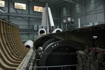 CCCP-3501002 - Russian Space Agency VKK Buran