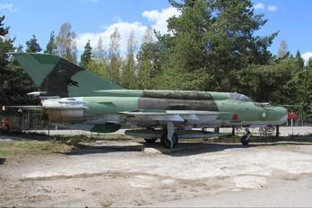 MG-111 - Finland - Air Force Mikoyan-Gurevich MiG-21bis