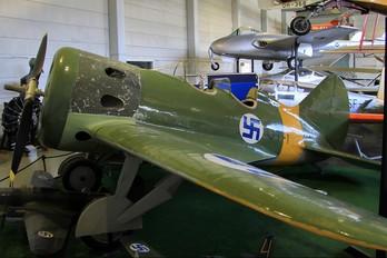 UT-1 - Finland - Air Force Polikarpov UTI-4