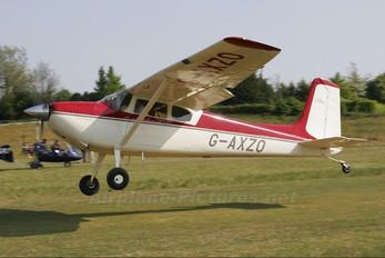 G-AXZO - Private Cessna 180 Skywagon (all models)