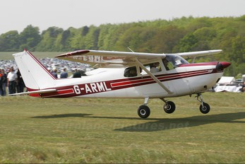 G-ARML - Private Cessna 175 Skylark