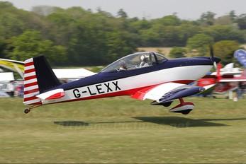 G-LEXX - Private Vans RV-8