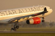 SE-REF - SAS - Scandinavian Airlines Airbus A330-300 aircraft