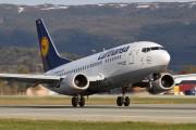 D-ABIU - Lufthansa Boeing 737-500 aircraft