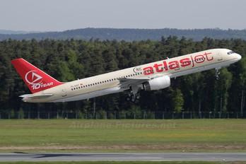 TC-OGT - Atlasjet Boeing 757-200