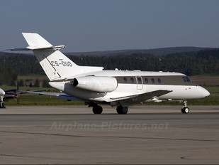 CS-DUD - NetJets Europe (Portugal) Hawker Beechcraft 750