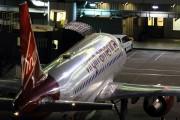 N522VA - Virgin America Airbus A319 aircraft