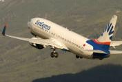 TC-SUH - SunExpress Boeing 737-800 aircraft