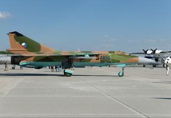 4850 - Czechoslovak - Air Force Mikoyan-Gurevich MiG-23ML