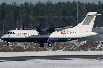 SP-KTR - Jet Air (Poland) ATR 42 (all models)