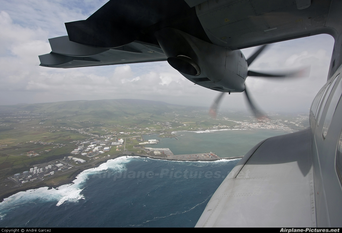 Portugal - Air Force 16707 aircraft at Azores - Lajes