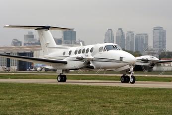 LV-BRD - Private Beechcraft 200 King Air