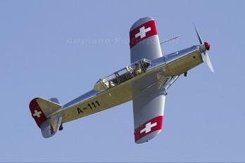 F-AZPK - Private Pilatus P-2