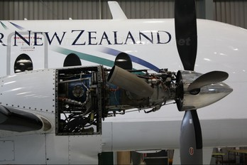 ZK-EAQ - Air New Zealand Link - Eagle Airways Beechcraft 1900D Airliner