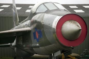 XS417 - Royal Air Force English Electric Lightning T.5