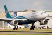 A4O-DE - Oman Air Airbus A330-300 aircraft