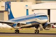4K-AZ78 - Azerbaijan Airlines Airbus A320 aircraft
