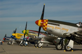 N177E - Private North American P-51D Mustang