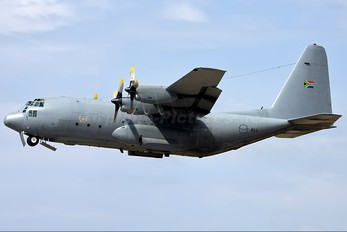 403 - South Africa - Air Force Lockheed C-130BZ Hercules