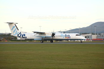 G-JECM - Flybe de Havilland Canada DHC-8-400Q / Bombardier Q400