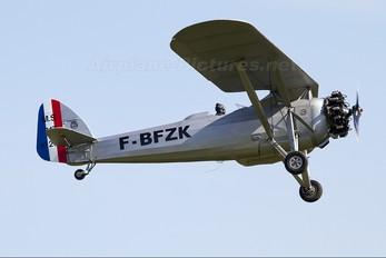 F-BFZK - Private Morane Saulnier MS.317