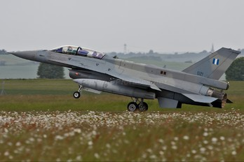 021 - Greece - Hellenic Air Force Lockheed Martin F-16D Fighting Falcon