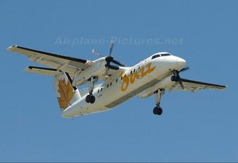 C-GTAI - Air Canada Jazz de Havilland Canada DHC-8-100 Dash 8