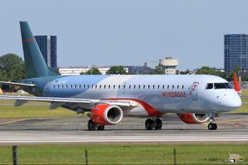 UR-WRF - Windrose Air Embraer ERJ-195 (190-200)