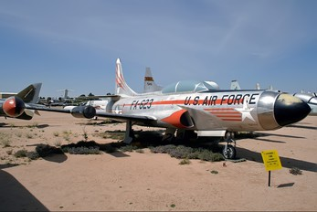 51-5623 - USA - Air Force Lockheed F-94C Starfire