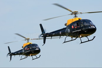 ZJ279 - Royal Air Force Aerospatiale AS350 Squirrel HT.1 & 2