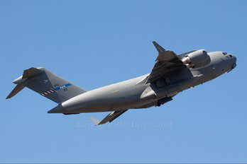 080003 - Heavy Airlift Wing (HAW) Boeing C-17A Globemaster III
