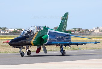 272 - South Africa - Air Force British Aerospace Hawk 120