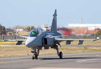 02 - South Africa - Air Force SAAB JAS 39D Gripen