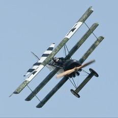 SE-XXZ - Private Fokker DR.1 Triplane (replica)