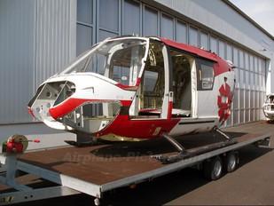 D-HIMU - Deutsche Rettungsflugwacht Eurocopter BK117