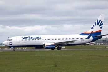 EI-DCD - SunExpress Boeing 737-800