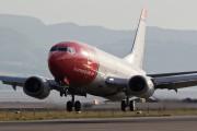 LN-KKQ - Norwegian Air Shuttle Boeing 737-300 aircraft