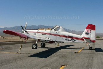 N1546H - Private Air Tractor AT-802