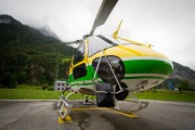 HB-ZHA - Heli Gotthard Aerospatiale AS350 Ecureuil / Squirrel aircraft