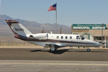 N31HD - Private Cessna 525 CitationJet