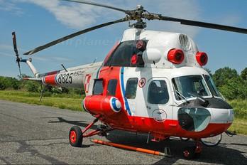 8825 - Poland - Army Mil Mi-2