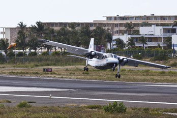 VP-AAC - Anguilla Air Services Britten-Norman BN-2 Islander