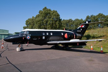 XS709 - Royal Air Force Hawker Siddeley HS.125 Dominie T.1